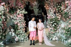 Khmer Wedding, Traditional Wedding, Cambodia, Dresses With Sleeves, Bride, Fashion, Moda, Sleeve Dresses, Bridal