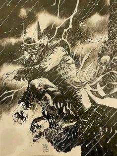 Batman Drawing, Batman Art, Superman, Jim Lee Batman, Comic Book Artists, Comic Books Art, Comic Art, Logo Sketch, Dc Comics