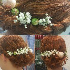 #hochzeitfrisur #wedding #coiffurecitylangenthal Crown, Hairstyle, Hairdos, Corona, Crowns