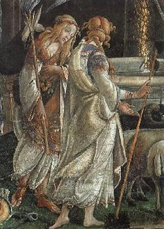 Life of Moses by Botecelli.