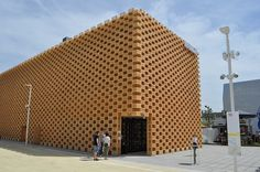Polish Pavilion Expo 2015, Milan on Behance, 2pm Piotr Musiałowski
