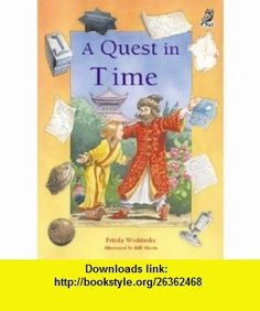 A Quest in Time (an Owl Childrens Trust book) (9781894379076) Frieda Wishinsky, Bill Slavin , ISBN-10: 1894379071  , ISBN-13: 978-1894379076 ,  , tutorials , pdf , ebook , torrent , downloads , rapidshare , filesonic , hotfile , megaupload , fileserve
