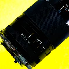 Soft - Up close to the defaocus control ring of Tamron Sp lens. My Photos, Lens, Klance, Lentils