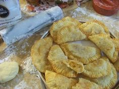 SOUTHERN FRIED APPLE PIES