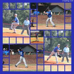 This was our Ian's first time on the mound...I could fill a scrapbook with the pictures from just one inning :)