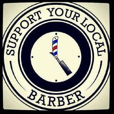 barbershop...
