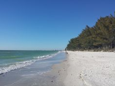Sunset Beach Treasure Island Florida