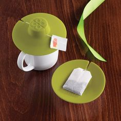 Pin for Later: Fitness Gifts That Cost Less Than the Almond Latte You Had This Morning Tea Bag Buddy