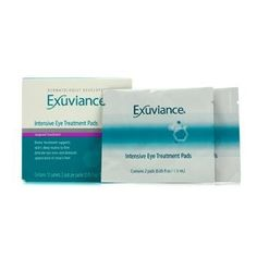 Exuviance Intensive Eye Treatment Pads 12 Applications * Continue to the product at the image link. (This is an affiliate link) Skin Care Cream, Eye Cream, Face Treatment, Skin Firming, Facial Skin Care, Face Cleanser, Best Face Products, The Cure