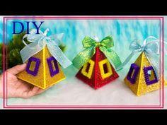 DIY Christmas ornaments | Самые ПРОСТЫЕ И КРАСИВЫЕ ИГРУШКИ из фоамирана - YouTube
