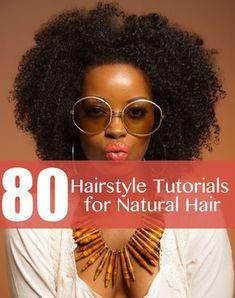 Wanda Nappy, il y a une tonne de styles que vous pouvez tenter avec vos cheveux naturels tant ils peuvent être versatiles ! Voici un max d'idées proposées
