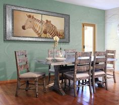 Rustic Dining Room Table  Costa Mesa  5pc Table and Side Chairs Rustic Dining  SetPinterest   The world s catalog of ideas. Costa Mesa Dining Room Set. Home Design Ideas