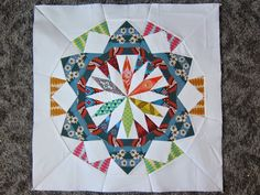 from blank pages... Celestial Star Quilt Along: Tutorial: Joining Wedges to Create a Quilt Block
