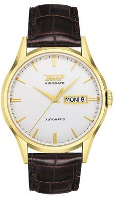 8b9d339667f Tissot Watch Visodate T0194303603101 Watch