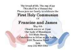 0c0c47fb1d1c915cc81e157a8c226c3e first communion invitations party invitations twins communion invitations for boys first communion invitations,First Communion Invitations For Boy Girl Twins
