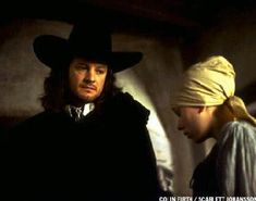 Colin Firth and Scarlett Johansson in Girl with a Pearl Earring - 2003