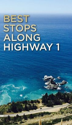The Pacific Coast Highway is perhaps the most beautiful strip of road in the US for road trips. Every twist and turn offers up breathtaking views! We've put together this guide of our favorites stops along Highway 1.