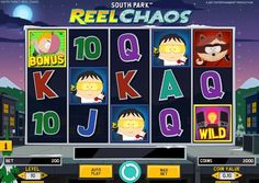 south park reel chaos slot machine