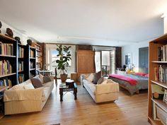 If I had a studio apartment...