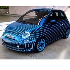 #LapoElkann Lapo Elkann: Great Fantasy  the original is better Garage Italia Customs . Copying us is a form of Flattery . @garageitaliacustoms #italiansdoitbettter #becreative #garageitaliacustomsdoesitbetter #beoriginal #❤️500