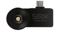 Seek Thermal hat eine Wärmebildkamera für iOS- und Android-Geräte offiziell vorgestellt und bringt damit ein Konkurrenzprodukt zur FLIR ...