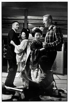 Tokyo, 1960, Elliot Erwitt