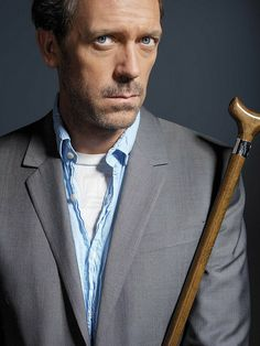 """Hugh Laurie, the star of Fox's hit medical drama """"House"""", has inked a deal with Warner Music Entertainment to produce an album of 'New Orleans blues. While Laurie is now well known […] House Md, House Star, Hugh Laurie, Sean Leonard, Everybody Lies, Gregory House, Medical Drama, Television Program, Well Dressed Men"""