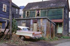 New Pontiac, 1957. (© Fred Herzog-