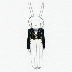 Fifi Lapin: The world's most stylish bunny. by doreen.m