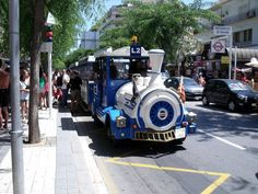 Tourist Train Salou - Salou