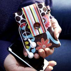 iPhone/Media Wallet design inspiration on Fab.