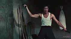 Tribute to a great man : Bruce Lee.