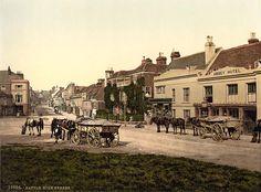 Battle High Street, East Sussex.