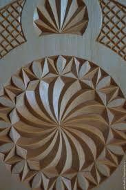 Image result for резба по дереву геометрическая