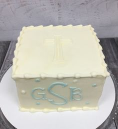 First Communion, Confirmation, Cakes, Desserts, Food, First Holy Communion, Tailgate Desserts, Deserts, Essen