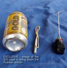 © ANSA guardate quanto sia semplice produrre una bomba