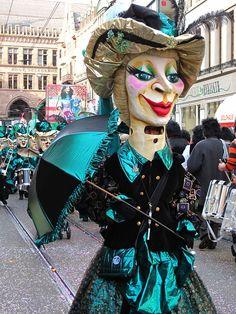 Baseler Fasnacht- Carnival in Basel