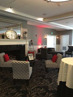 Furniture & Decor by That Event Company #manchestercountryclub #corporateevents