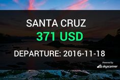 Flight from Miami to Santa Cruz by Boliviana de Aviacion #travel #ticket #flight #deals   BOOK NOW >>>