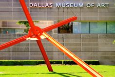 Get Cultured At The Dallas Museum Of Art - Fun Things To Do In Dallas Instead of a Netflix Binge #CoolestStuffTX #art #culture