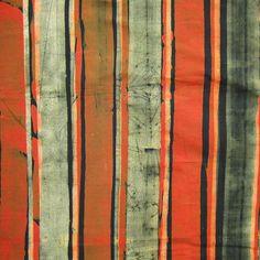 African Fabric Wax Batik #876
