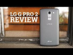 ▶ LG G Pro 2 Review! - YouTube
