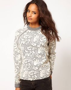 casual lace from asos