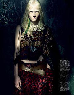 Vogue Japan/Paolo Roversi