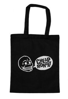 Cheap Monday - Standard - Tote Bag - Official Streetwear Online Shop - Impericon.com UK