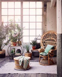 Botanic green love made for Happihome styling: Cleo Scheulderman photo: Jeroen van der Spek