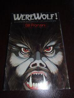 Werewolf! : A Connoisseur's Collection of Werewolfiana by Bill Pronzini BCE HCDJ
