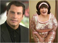 John Travolta dans le rôle d'Edna Tumblad - Hairspray, 2007