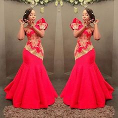 african style clothing Check out these super stylish African styles and start updating your wardrobe with some of them. There is no denying the fact that African fashion has swep African Wedding Dress, African Print Dresses, African Fashion Dresses, African Attire, African Wear, African Women, African Dress, African Outfits, Robes Glamour