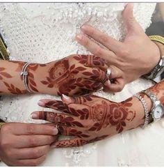Mehndi Designs Book, Mehndi Designs For Fingers, Mehndi Design Images, Latest Mehndi Designs, Henna Mehndi, Mehendi, Mehedi Design, Couple Hands, Arab Wedding